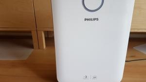 Philips Luftreiniger geschlossen