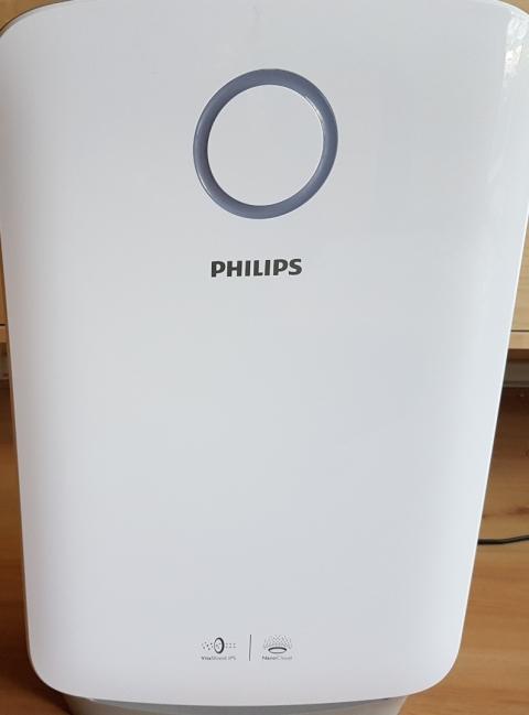 Philips Luftreiniger und Luftbefeuchter Kombigerät
